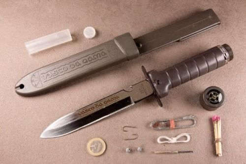 VASCO DA GAMA-FES Survival knife