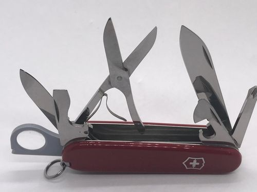 Victorinox Explorer rood Zwitsers zakmes